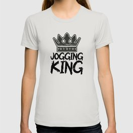 Jogging King T-shirt