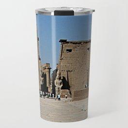Temple of Luxor, no. 13 Travel Mug