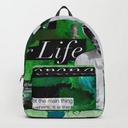 Albert Schweitzer Backpack