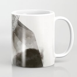 Polygonal bear Coffee Mug