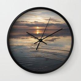 Sun #2 Wall Clock