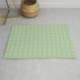 Fuck This Shit - with cuteness Rug
