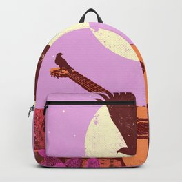 DESERT GUITAR Backpack