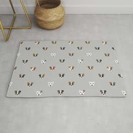 Jack Russell puppies Rug