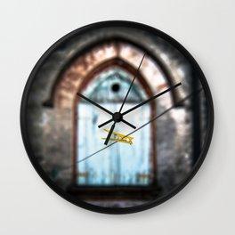 clothes peg Wall Clock