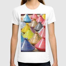 Dish to tajine, Djerba, Tunisia, T-shirt