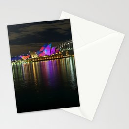 Sydney Opera House & Harbour Bridge Stationery Cards