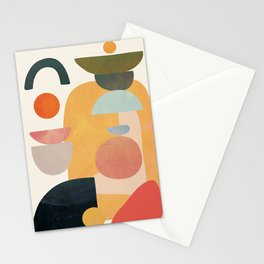 Modern Abstract Art 70 Stationery Cards
