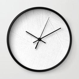 Between the lines part 1 Wall Clock
