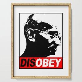 Mahatma Gandhi Civil Disobedience Serving Tray