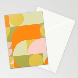 Summer Geometry 79 Stationery Cards