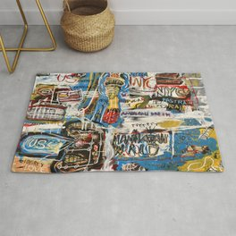 Manhattan World Rug
