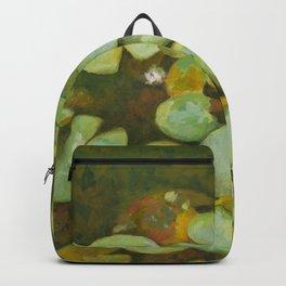 Lotus Pond Serenity Series IV Backpack