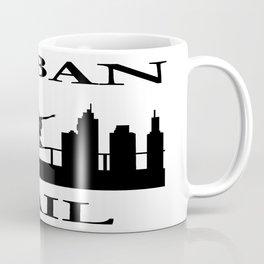 URBAN RAIL Coffee Mug