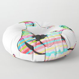 Pit Bull | Pop Art Floor Pillow