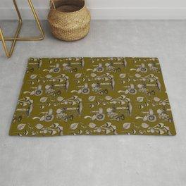 Forest Floor Fall Rug