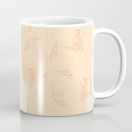 Imperction Branches - Steady Pink Coffee Mug