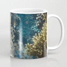 Micronesia Blue Fish  Coffee Mug
