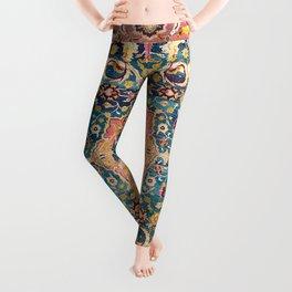 Amritsar Punjab North Indian Rug Print Leggings