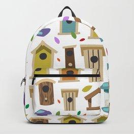 Bird Feeders Backpack