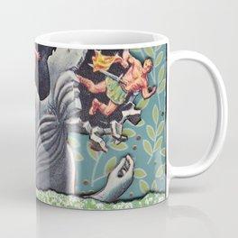 Clash Of The Egos Coffee Mug
