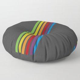 iRetro V2 Space Grey Floor Pillow