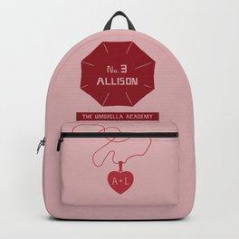 no.3 allison Backpack
