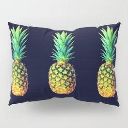Night Knights Pineapples Pillow Sham