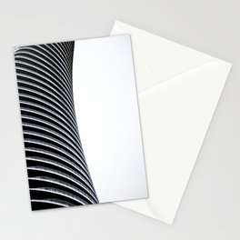 Abstract Architecture Curves Stationery Cards