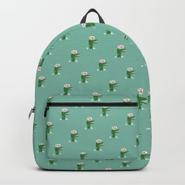 Hungry Hungry Alligator Backpack