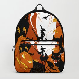 Witch hunt Backpack