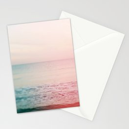 Pastel Sea Stationery Cards