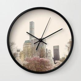 Skyline #2 Wall Clock