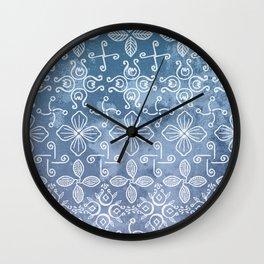 Rhythms of Nature Wall Clock