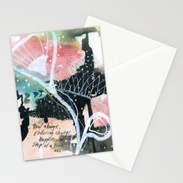 EMERGE // dissent Stationery Cards