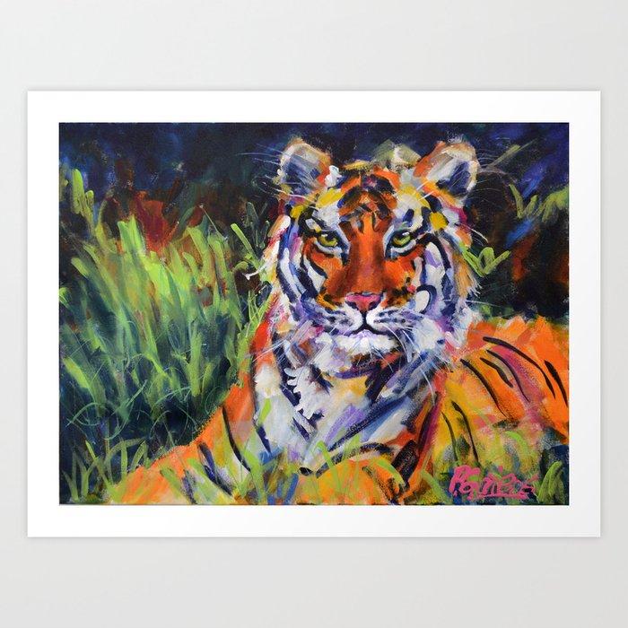 Beautiful Bengal Kunstdrucke