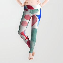 1    | 200328 | Organic Shapes | Abstract Minimal Shapes | Watercolor Abstract | Abstract Shapes Leggings