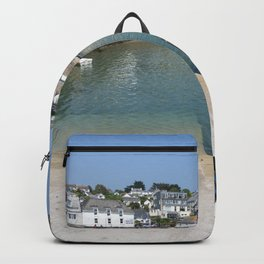 St Mawes Slipway Backpack
