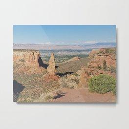 Colorado Natural Wonder Metal Print