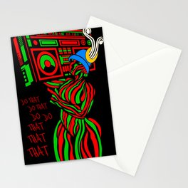 Tribe RADIO Solid Stationery Cards