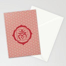 Muladhara Chakra Serie - LAM Stationery Cards