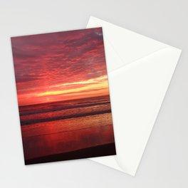 Ogunquit Beach Sunrise Stationery Cards