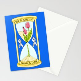 Parkinson's Find a Cure Stationery Cards
