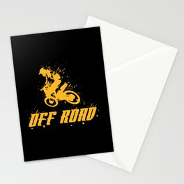 Off Road Stationery Cards