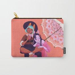 Cristina x Lia Carry-All Pouch
