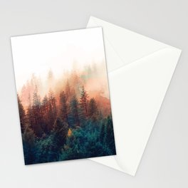 Forest View #nature #tropical Stationery Cards