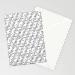 Aspen wood fiber pattern light microscopy Stationery Cards