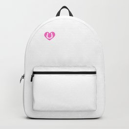 I Heart Gypsy Vanners | Love Gypsy Vanner Horse Breeds Backpack