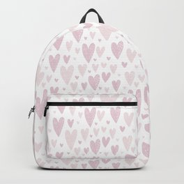 Unicorns and Flowers patterns Backpack