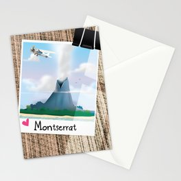 I love Montserrat Stationery Cards